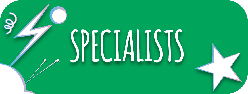 Meet The Specialists