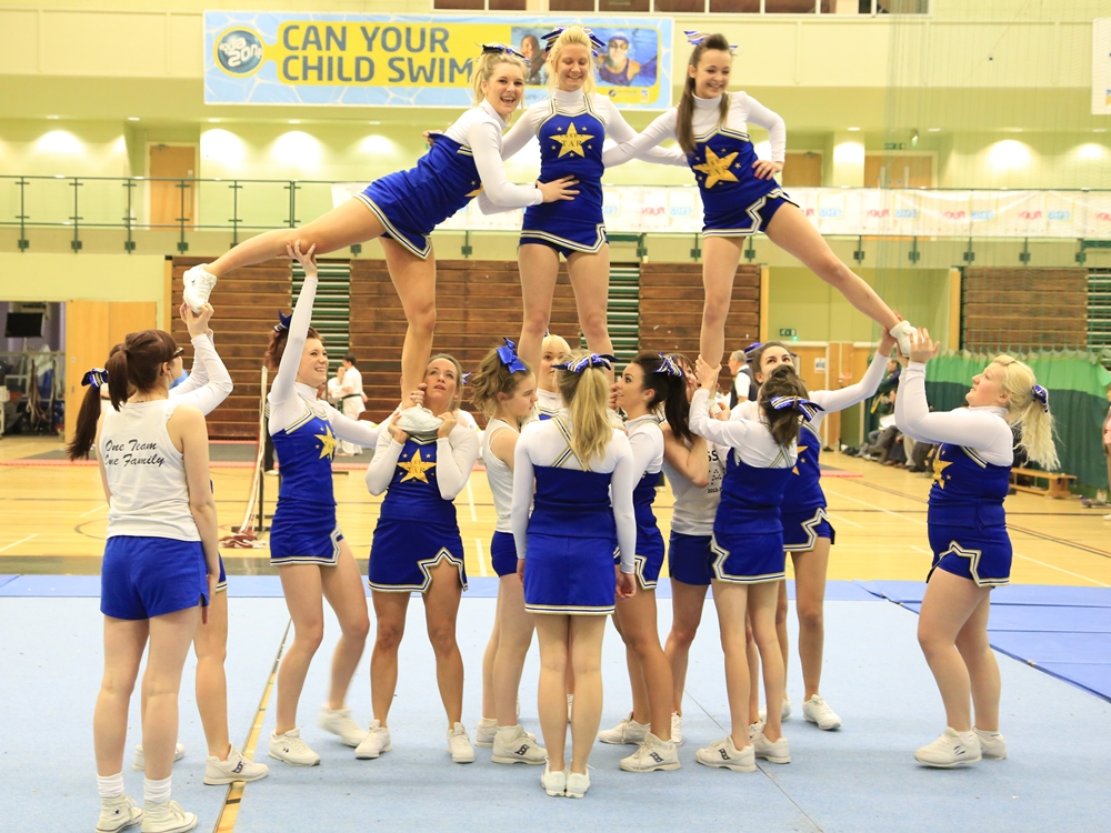 cheerleader stereotypes essay Cheerleading essays: over 180,000 being a cheerleader in the summer of my sophomore year gave me a new perspective about people and the stereotypes we put on.