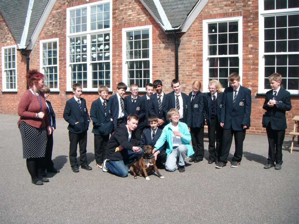 Zak Soan Educate People On Caring For Dogs Peterborough