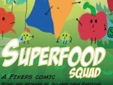 Superfood Squad || Growing Healthy Food