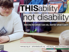 Josie Morton from Portadown has teamed up with other young people with learning difficulties from Northern Ireland to encourage others to see people for their 'ability rather than disability'.