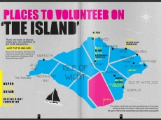 Zoe Divers, 18, from the Isle of Wight has created a handbook to help young people get into volunteering. She hopes this will then help them secure paid work.