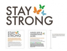 Stay Strong Wristbands