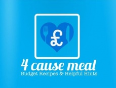 4 Cause Meal Budget Recipe Booklet