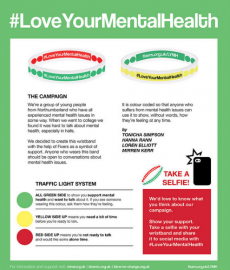 Love Your Mental Health