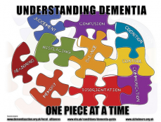 Dementia Awareness Poster