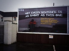 Consequences of Criminal Behaviour Billboard
