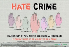 Kathryn Gallagher, 18, from Antrim, wants to challenge hate crime
