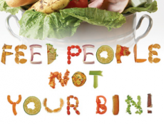 Feed People Not Your Bin!