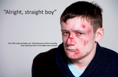 Homophobic Bullying Posters