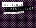 Link to Chloe's Invisible Illness Poster