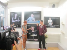 Callum Sholl and Nathan Taylor also featured in the poster campaign