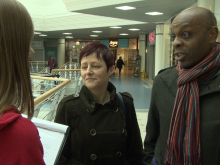 Olivia interviews residents in Bristol about fostering a multi-cultural society