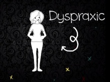 A scene from the dyspraxia film