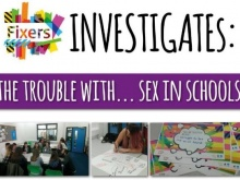 Fixers won the award for the 'Fixers Investigates: The Trouble with Sex in Schools' report
