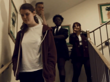 A young person is bullied in the film
