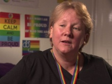 Michelle Savage, Norfolk LGBT Project