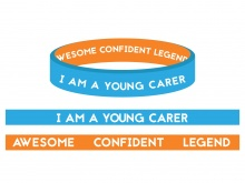 Wristbands for young carers