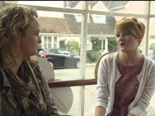 Fixer Ashleigh and Jodie Cleary discuss their experiences of ME