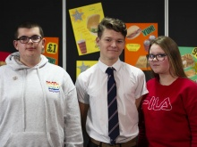 A group from Easterhouse is tackling food poverty