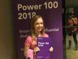 Fixer included in Disability Power 100 list 2018 section