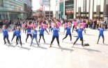 Flash Mob for Equality section