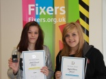 Fixers Honoured with Diana Award section