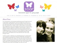 Fixer Gennifer Graham (19) from Stirlingshire uses her experience with bereavement to make sure others in the situation don't feel so isolated. This website offers personal suggestions and guidance through the process.