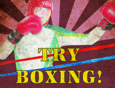 Box Nation: Try Boxing Poster