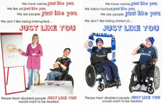 Just Like You Posters