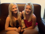 Picture of <h1>Grace and Jess</h1>
